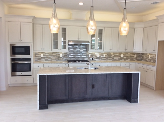 Ivory Kitchen Cabinets in New Orleans Kitchen R Us