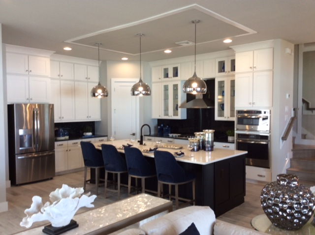 Ivory Kitchen Countertops in New Orleans