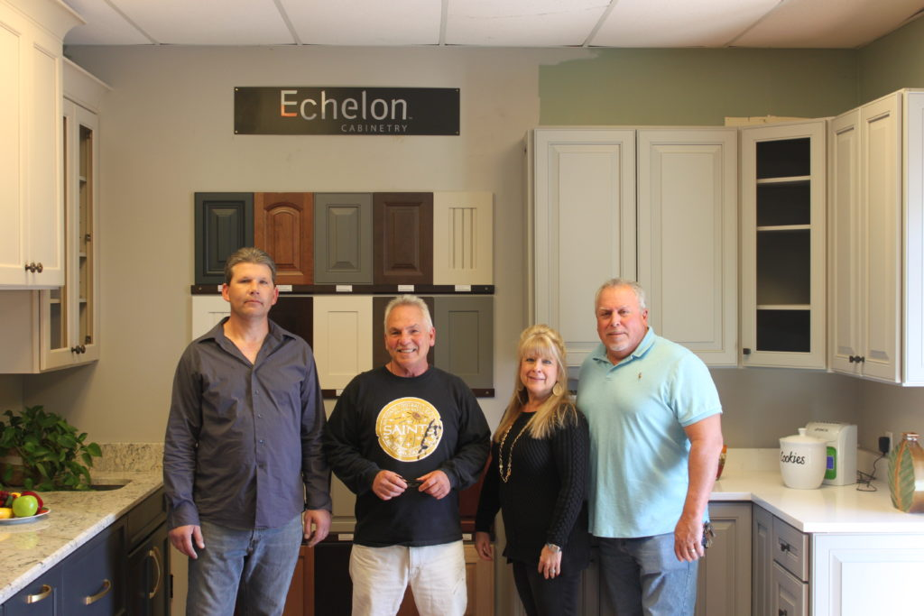 Kitchen R Us Team Cabinet and Countertops in New Orleans